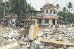 Празднование в индийском храме обернулось многочисленными жертвами
