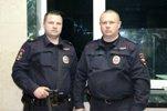 Полицейские в Домодедово спасли ребенка, едва не погибшего в большой луже