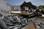 Землетрясения в Японии и Эквадоре