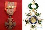 Французы передали фамильные награды семье Александра Прохоренко, погибшего в Сирии
