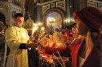 Православные праздную Пасху