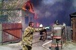 В Амурской области от поджога травы сгорели 11 домов