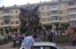 В Междуреченске обрушился подъезд пятиэтажки, есть жертвы