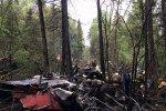 Разбился истребитель из пилотажной группы «Русские витязи», пилот погиб