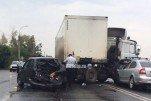В Самарской области произошло массовое ДТП, есть пострадавшие и погибшие