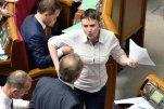 Надежда Савченко назвала происходящее на Украине своими именами