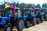 Участников «тракторного марша» задержал ОМОН
