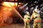 Страшный пожар на востоке Москвы, есть жертвы