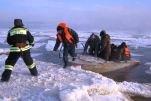 Осторожно! Лед на водоемах крайне ненадежен