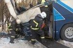 Смертельная авария недалеко от Ханты-Мансийска