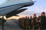 Для поддержания порядка в Сирию отправился российский батальон военной полиции
