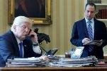 Состоялся первый телефонный контакт Владимира Путина и Дональда Трампа