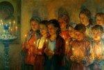 У православных верующих начался великий пост