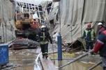 При строительстве тоннеля в «новой Москве» произошло обрушение конструкций, есть пострадавшие