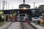 """В штате Миссисипи """"товарняк"""" столкнулся с автобусом, есть жертвы"""
