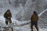 Красноярск: возвращение зимы