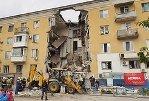 В Волгограде прогремел взрыв, разрушивший жилой дом, есть жертвы