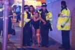 Новая вылазка террористов, на этот раз в Манчестере