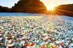 Природа превратила мусор в красоту