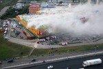 Пожар в ТРЦ «Рио» поставил несколько вопросов