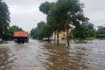 Паводок в Приморье продолжается