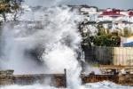 Ураганный ветер на Кубани