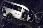 В Республике Марий Эл полный микроавтобус столкнулся с лесовозом. Много жертв