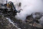 На востоке Москвы произошла крупная авария на теплотрассе, есть пострадавшие