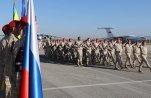 Из Сирии возвращаются российские военные
