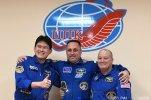 На МКС отправилась новая космическая вахта