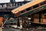 Страшная авария в штате Вашингтон