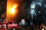 Пожар в корейском фитнес-центре потушен, число погибших и пострадавших исчисляется десятками