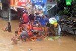 Жертвами циклона «Кай Так» стали уже 200 человек