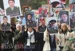 В Алеппо по случаю годовщины освобождения прошла акция «Бессмертный полк»