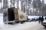 Два ДТП с тяжелыми последствиями в Ленинградской области