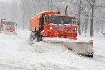 За один день снегопада с улиц Москвы вывезли миллион кубов снега