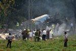 Недалеко от Гаваны рухнул пассажирский самолет