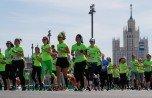 Марафон «Бегущие сердца» собрал более 160 тысяч участников
