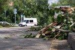 Ветер, ветер на всем белом свете – в Центральную Россию пришел Скандинавский циклон