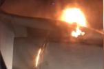 Самолет с горящим двигателем благополучно вернулся в аэропорт Уфы