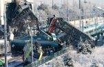 В Турции произошла железнодорожная катастрофа, есть жертвы