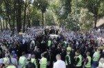 Крестный ход в Киеве, проведенный канонической церковью, собрал 300 тысяч человек