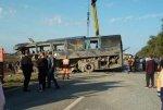 Трагедия на трассе Астрахань - Ставрополь