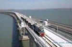 Первые составы пройдут по Крымскому мосту в 2019 году. Часть 2