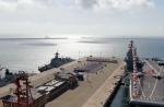В Индийском океане проходят совместные учения военно-морских сил России, Ирана и Китая