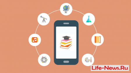 Мобильные приложения для обучения