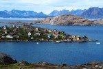 Ледники Гренландии исчезают, остров остается