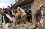 Оползни и наводнение в Афганистане, сотни жертв