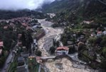На Европу обрушился шторм Алекс с ливнями, ураганным ветром и снегом