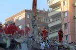 В Эгейском море между Турцией и Грецией произошло землетрясение